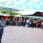 Presidente Municipal hace oficialmente la entrega de dos rehabilitaciones en la Cabecera Municipal de Peñamiller