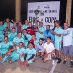 San Nicolás campeón del Torneo de Futbol Veteranos organizado en Landa de Matamoros
