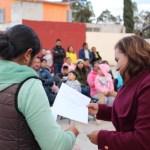 Mejoran infraestructura para comunidad Las Taponas, en Huimilpan
