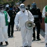 Hoy 6 decesos y 49 contagios nuevos de COVID-19 en Querétaro