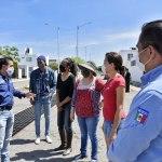 Supervisa infraestructura pluvial alcalde Roberto Sosa en Corregidora