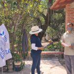 Mi compromiso es poner alma, corazón y vida, para seguir por un mejor Huimilpan: Lety Servín