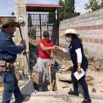 Lety Servín acude a Lagunillas, Huimilpan, para dar a conocer propuestas con buen respaldo de habitantes
