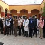 Conmemoran el Día del Médico en Pedro Escobedo