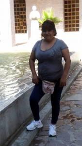 Esta es la foto de la mujer desaparecida