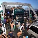 Recorrido del campeón Santos, en la region Lagunera