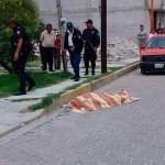 Grupos criminales desatan balacera en Acatzingo