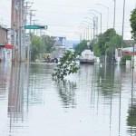 Lluvia azota zona norte de Torreón