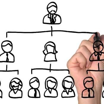 organigrama redes sociales