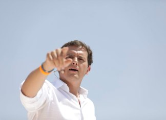 Albert Rivera en Palma