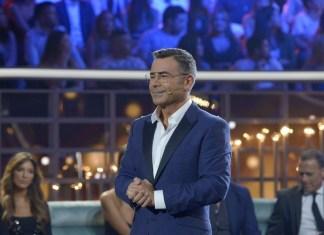 Jorge Javier Vázquez durante la primera gala de GH VIP 6