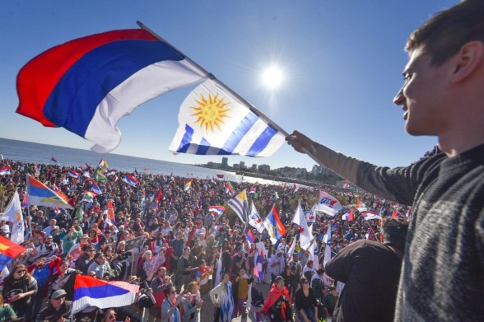 BanderOlazo en la Ramírez Uruguay 2019
