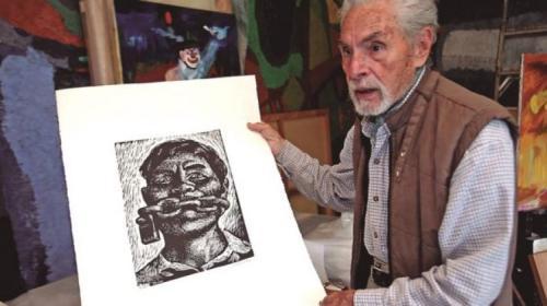 Adolfo Mexiac 1927-2019 #Reportaje