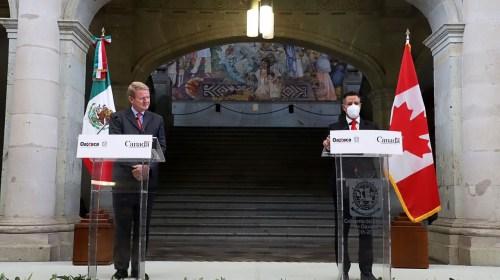 Oaxaca será sede del hermanamiento cultural entre México y Canadá