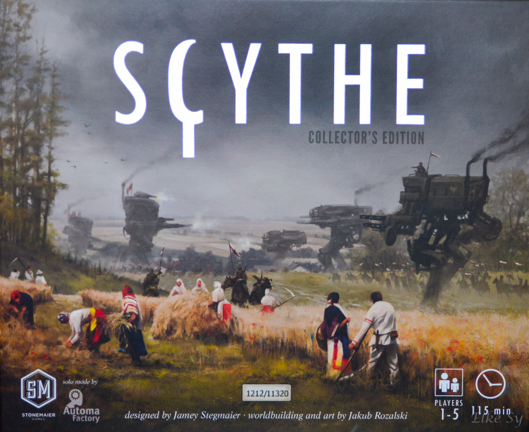Scythe Collector's Edition