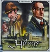 Holmes Sherlock Miycroft Cover