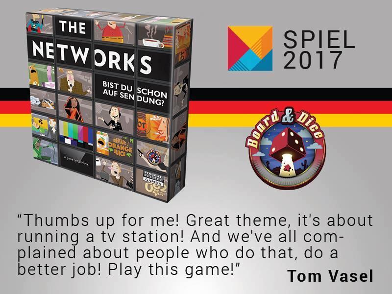 The Networks kommt auf Deutsch