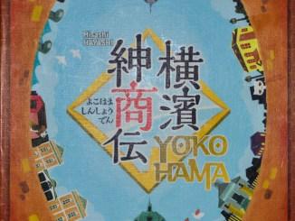 Yokohama Cover