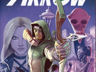 Green Arrow Der neunte Zirkel