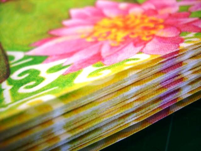 flor no lago verde novidade