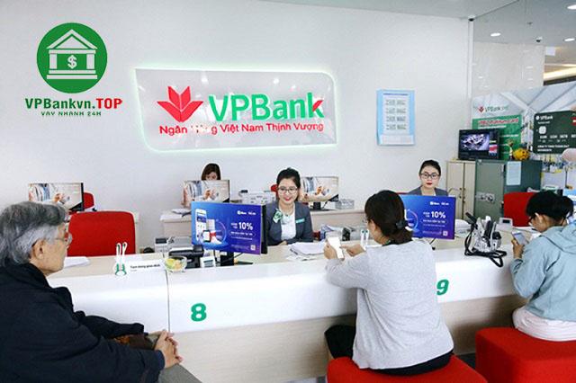 thủ tục vay vốn ngân hàng vpbank