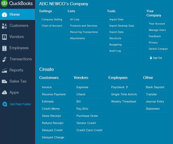 All about new QuickBooks Online - newQBO.com