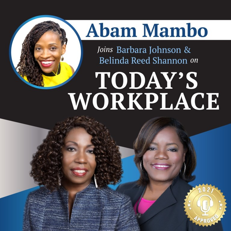 Diversity + Inclusion = Belonging with Abam Mambo