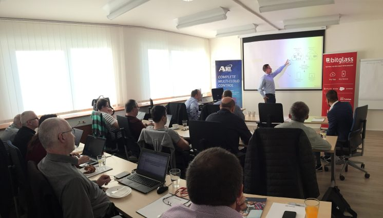 A10 Networks & Bitglass Product Workshop, Prague 2018