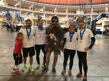 VPGC team on Predators Run, Brno 2018