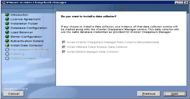 How to - Upgrade vcenter chargeback manager 2.5 to 2.6 - 11