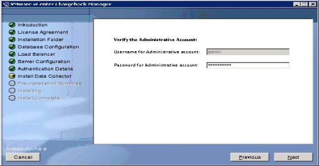 How to - Upgrade vcenter chargeback manager 2.5 to 2.6 - 14