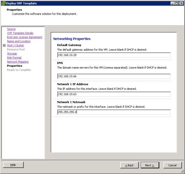 vcenter support assistant 5.5 - 12
