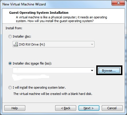 How To Run Android Kitkat on VMware Workstation 5