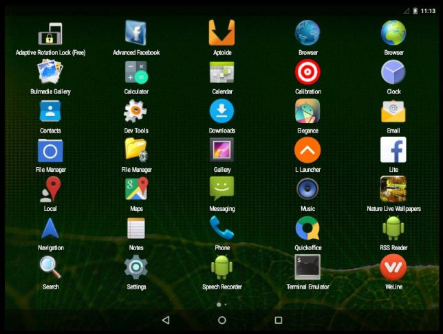 Android L on VMware Workstation - 29