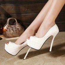 pantofi cu articulații cu toc de genunchi)