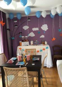 Как провести день рождения ребенка дома? - 7