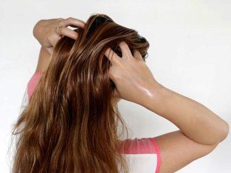 Minyak bunga matahari untuk kulit kepala. Minyak nabati untuk perawatan  rambut: manfaat, bahaya, tip, masker. Manfaat Minyak Nabati untuk Berbagai  Masalah Rambut