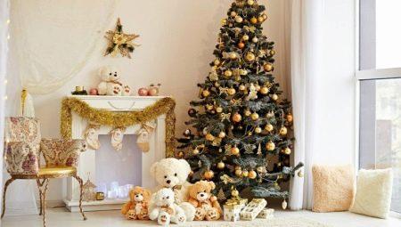 Perché il nuovo anno ha messo l'albero di Natale?