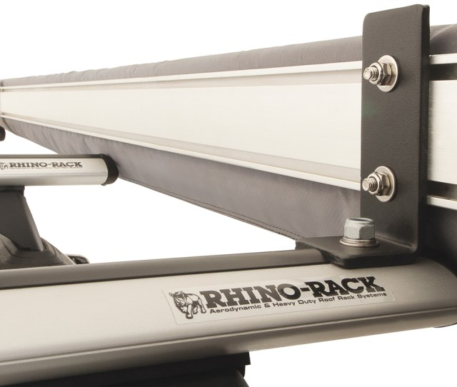 Universal Awning Bracket Kit Rhino Rack