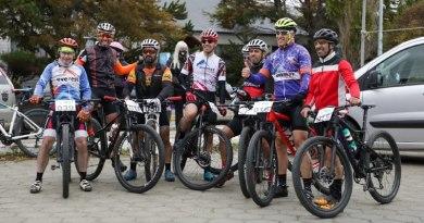 Vuelta al casco viejo: el evento ciclístico tuvo más de 300 participantes