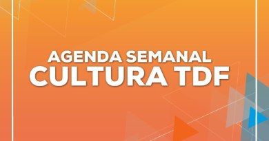 AGENDA SEMANAL CULTURA TDF