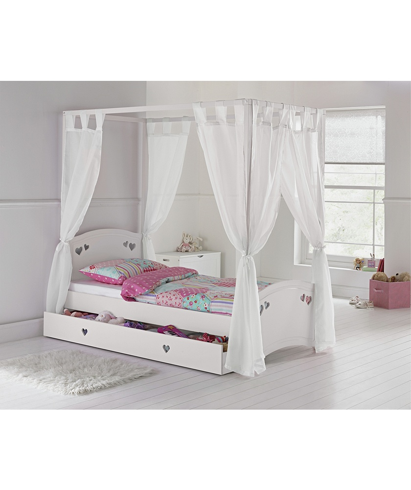 4 Poster Bed Frame Uk