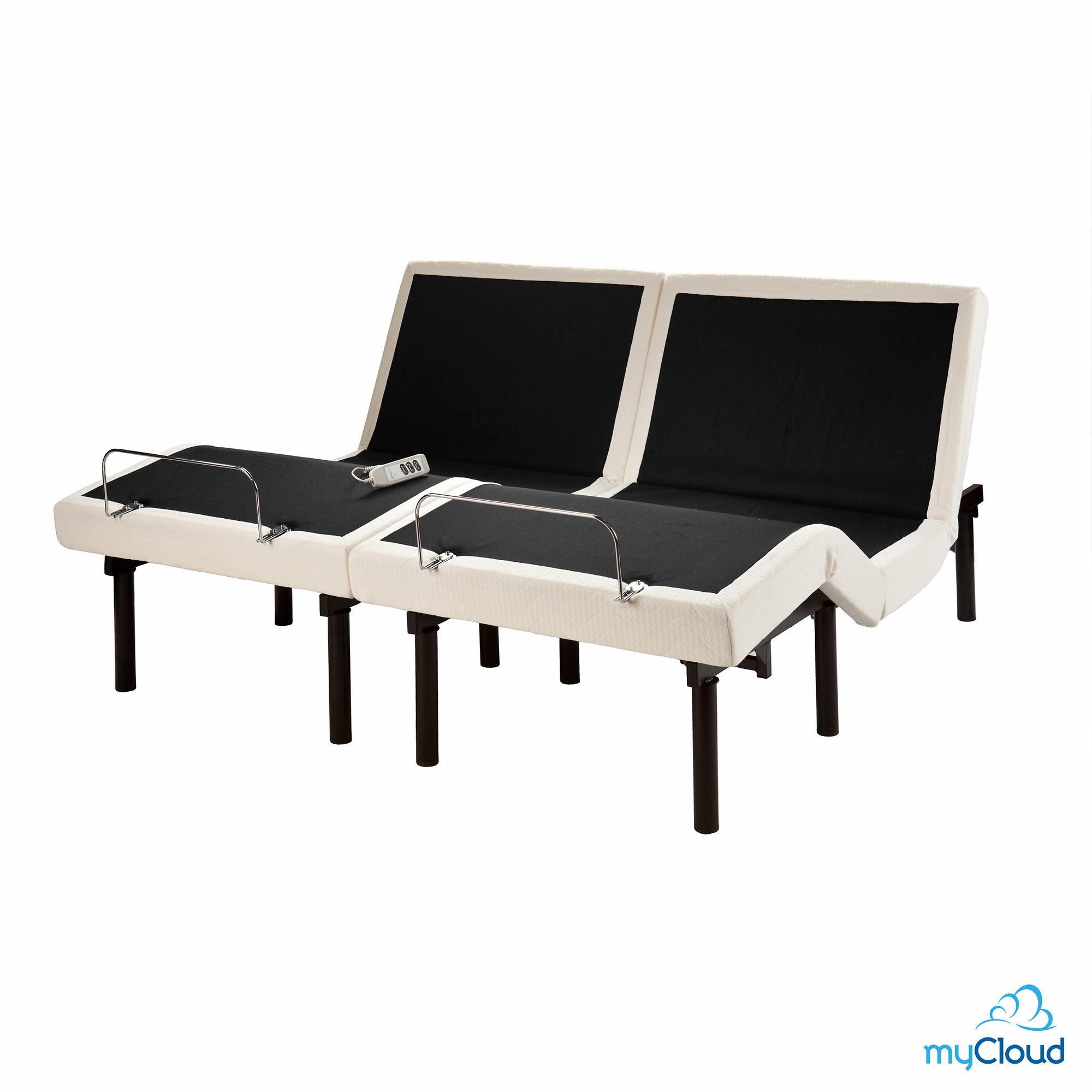 Adjustable Bed Frame King Split