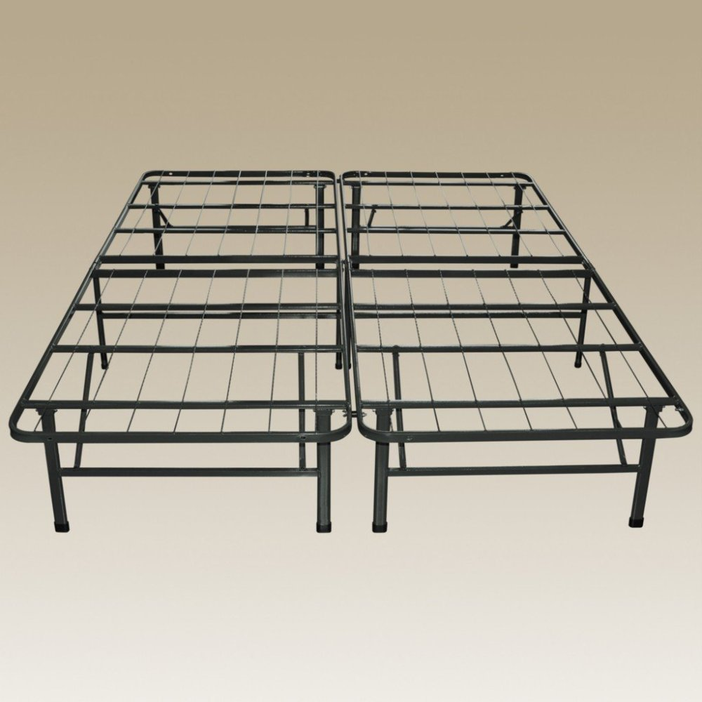 Adjustable Height Queen Bed Frame