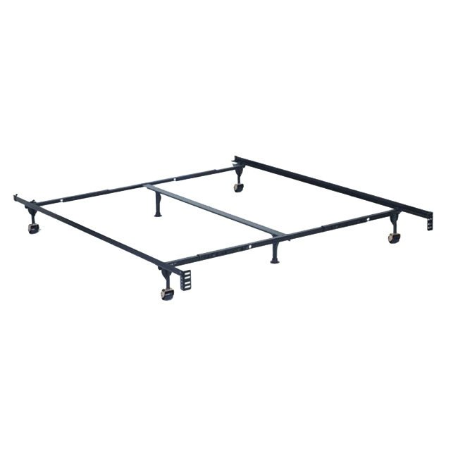 Adjustable King Size Metal Bed Frame