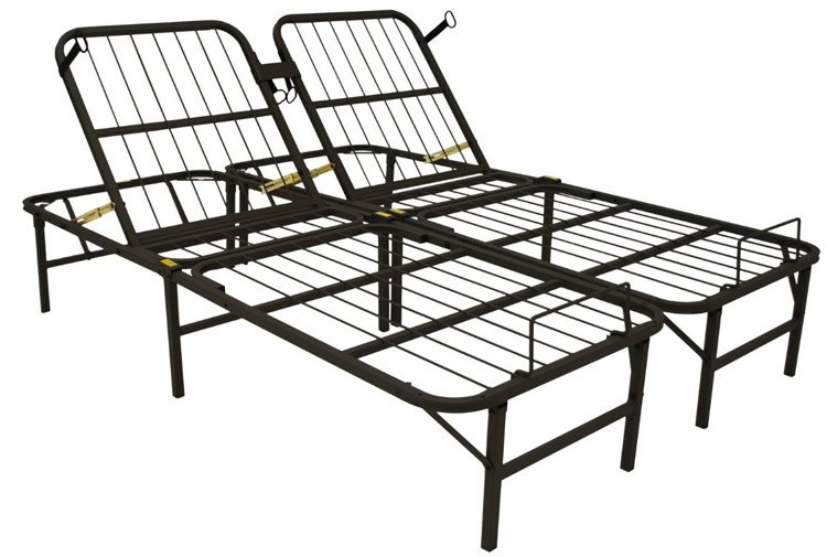 Adjustable Split Queen Bed Frame