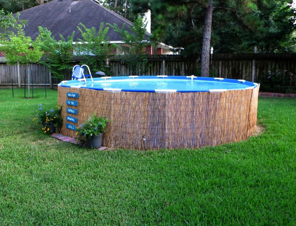 Affordable Pool Landscaping Ideas