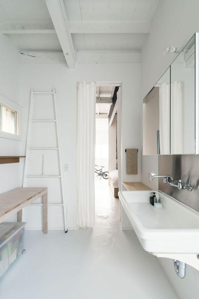 Alternative Bathroom Door Ideas