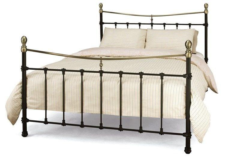 Antique Bronze Bed Frame