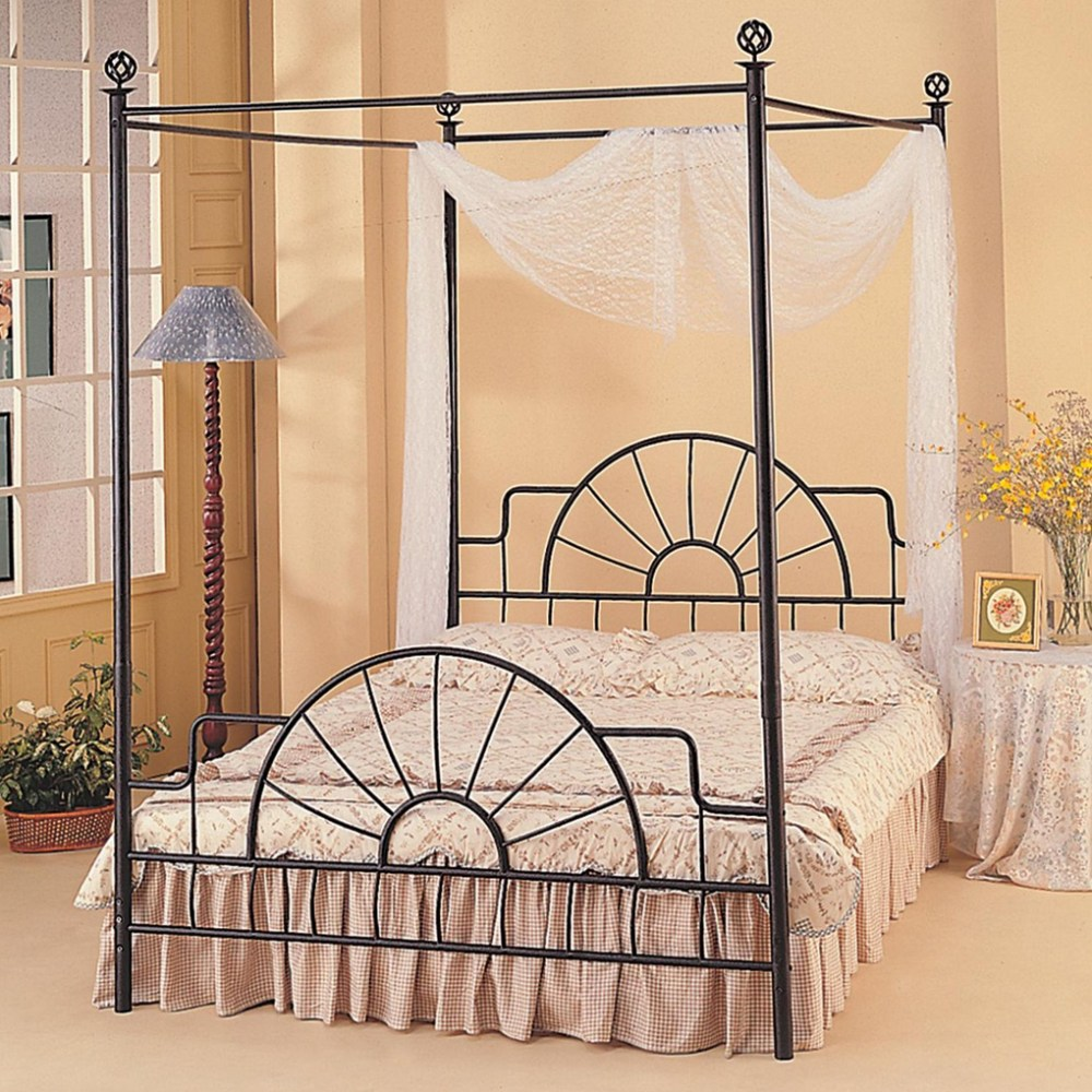 Antique Iron Bed Frames King